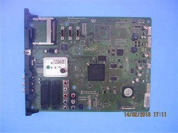 PHILIPS 32PFL7433S/60 MAIN AV BOARD PNL 3139 123 63401V3