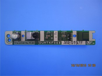 SHARP LC-32A47RU-BK REMOTE SENSOR DUNTKF068 (WE0197F)